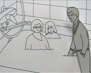 Marko Maetamm. Šeima. 2007, animacija, 4.09 min.