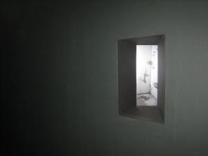 Latvių menininko Krišs Salmanis video animacija The Shower (Dušas)