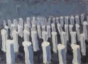 """Kristijonas Miliunas. """"Vertikalės"""". 2008"""