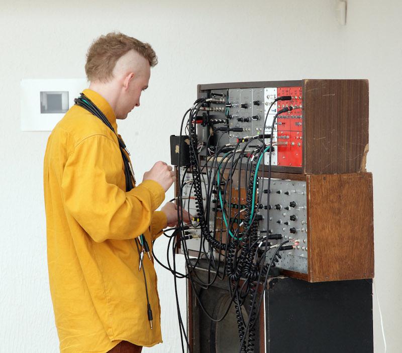 Vytauto Juozeno Elektrofobija