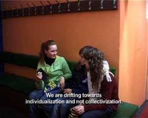Kristina Inčiūraitė. Naftos miestas. 2008, video, 7,30 min.