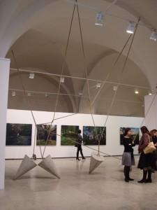 Vilniaus meno scena po 2000. Ekspozicijos vaizdas, Rimantas Milkintas, Artūras Raila