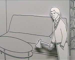 Marko Maetamm. Šeima. 2007, animacija, 4.09 min