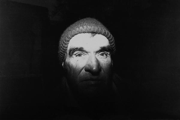 Paulius Račiūnas. Ciklas 'Šiandien be pavadinimo'. 2001, fotopopierius, sidabro bromido atspaudas, 70X100