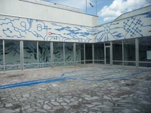 Paramodel. Paramodelic – Graffiti. 2009  Įvairios medžiagos ir išmatavimai