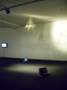 Žilvinas Danys. Torsionas, instaliacija, 2009