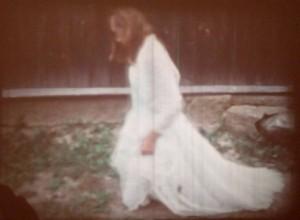 Laura Garbštienė. Filmas apie nežinomą menininkę. Filmas, 8mm pervesta į 16 mm, 2009