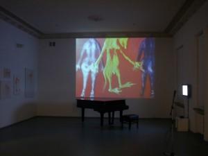 """Auksės Petrulienės """"Psilikono teatro"""" pasirodymas"""