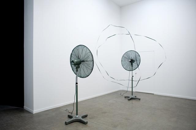 Double O, 2008, Kunsthalle Wien