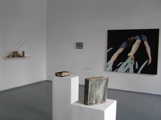 Zakarauskas, Landzbergas ekspozicija