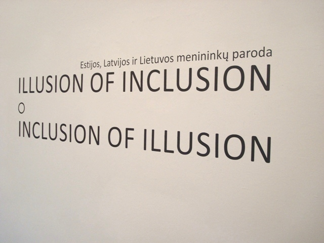 Illusion of inclusion