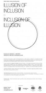 illusion of inclusion