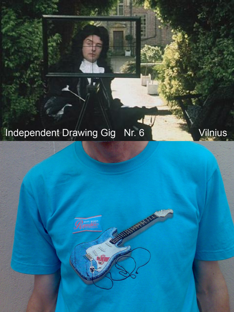 Independent Drawings Gig