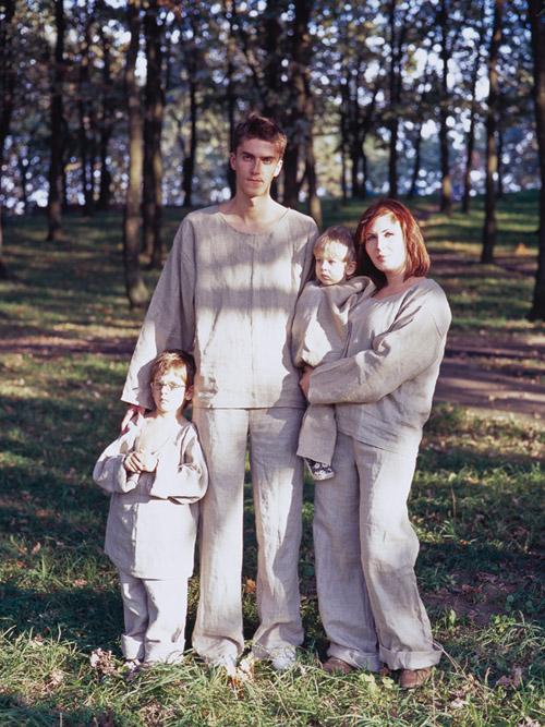 Full Linen Jacket_Baltarusijos menas siandien