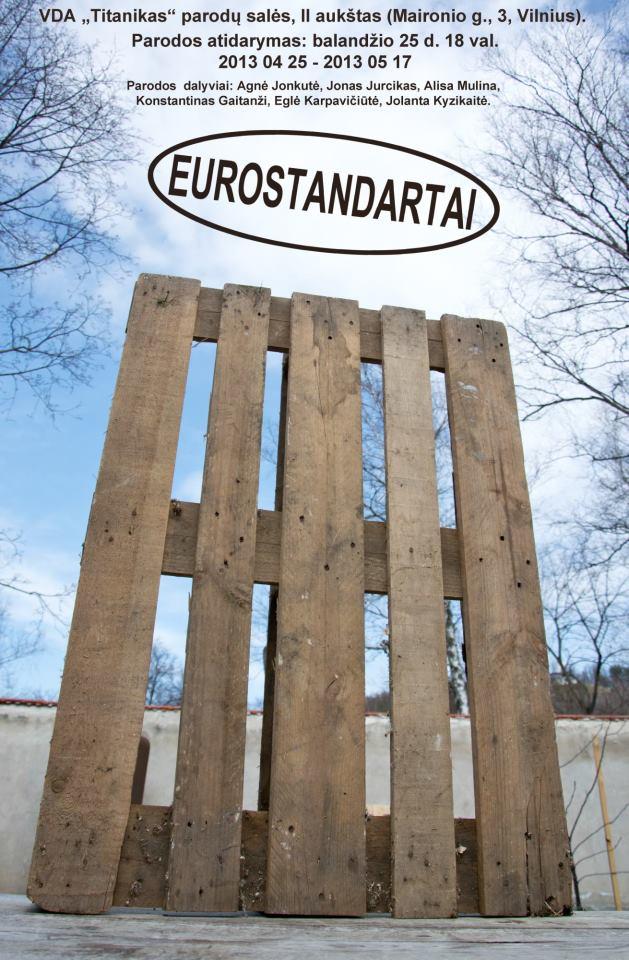 eurostandartai
