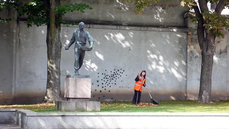 4a. Sejejas, 2008, Vytauto Didziojo karo muziejaus sodelis, Kaunas
