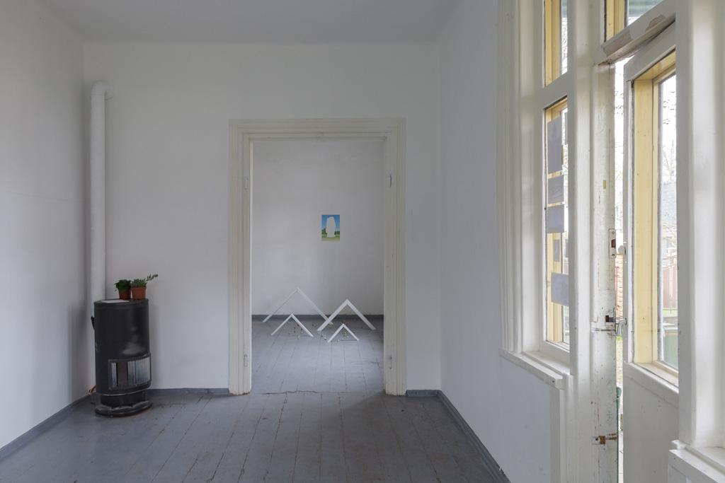 Installation view Marjolijn Rijks